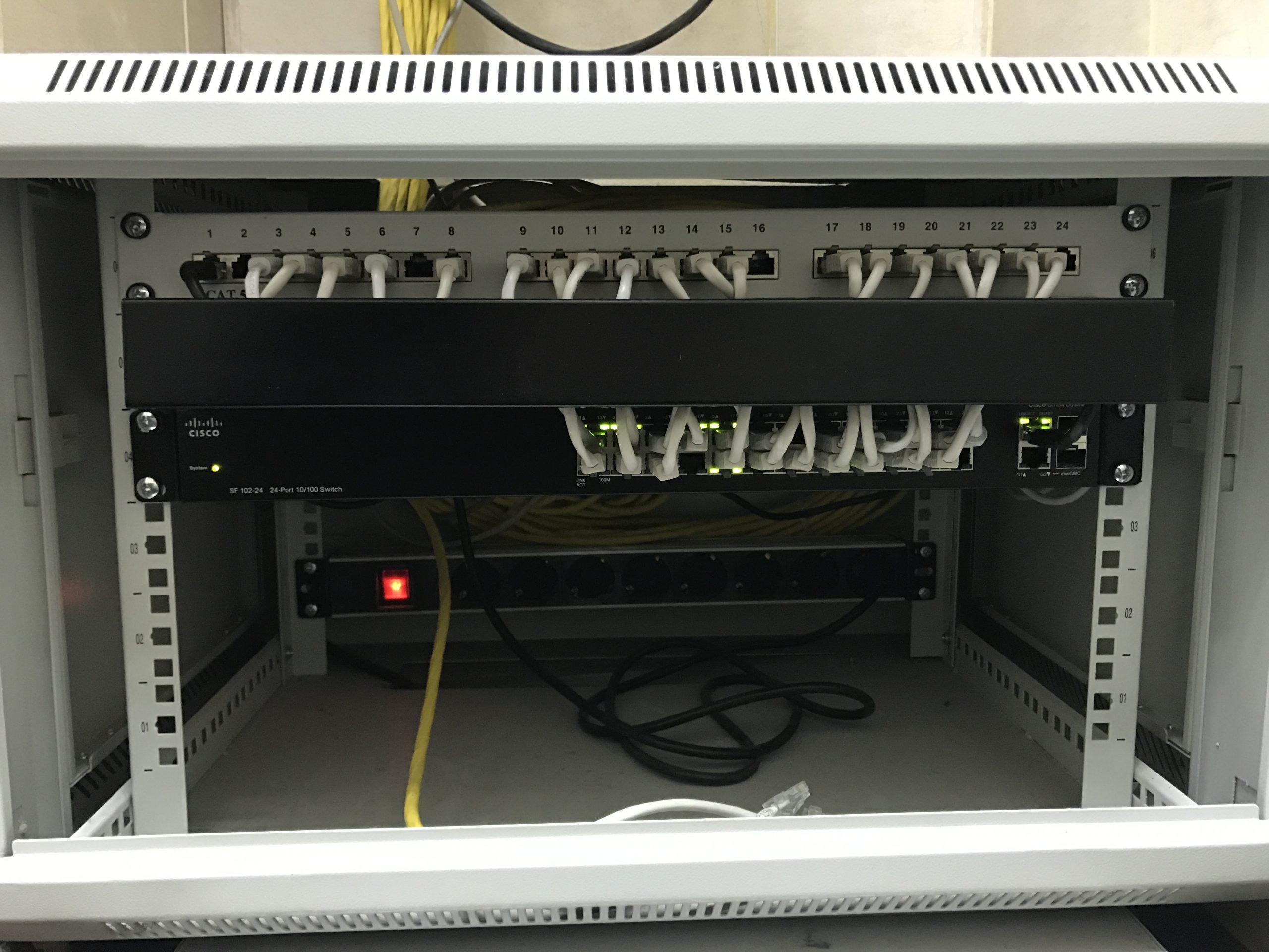 Изграждане на мрежи