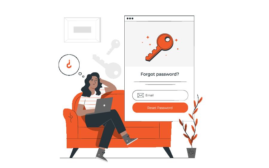 избор на парола